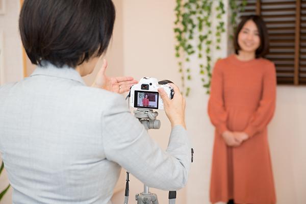 成婚までの流れ「写真撮影」
