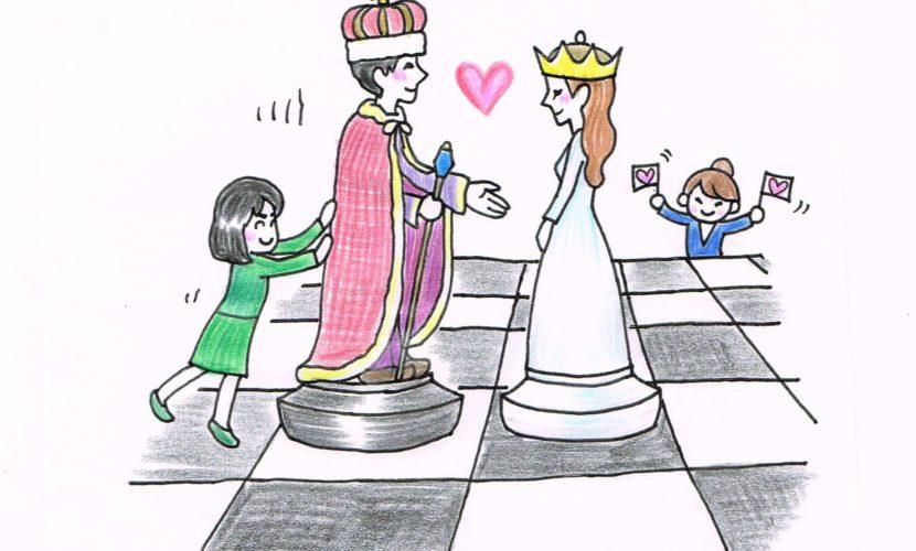 結婚カップルの年齢差